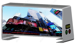 P5 Outdoor LED Digital Signage mit kleinem Format 960X320mm